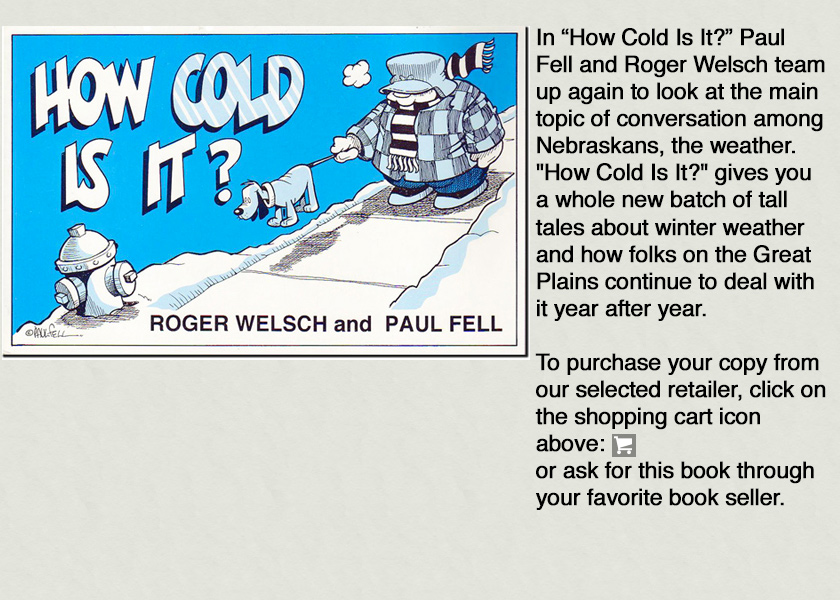 How Cold Is It Book