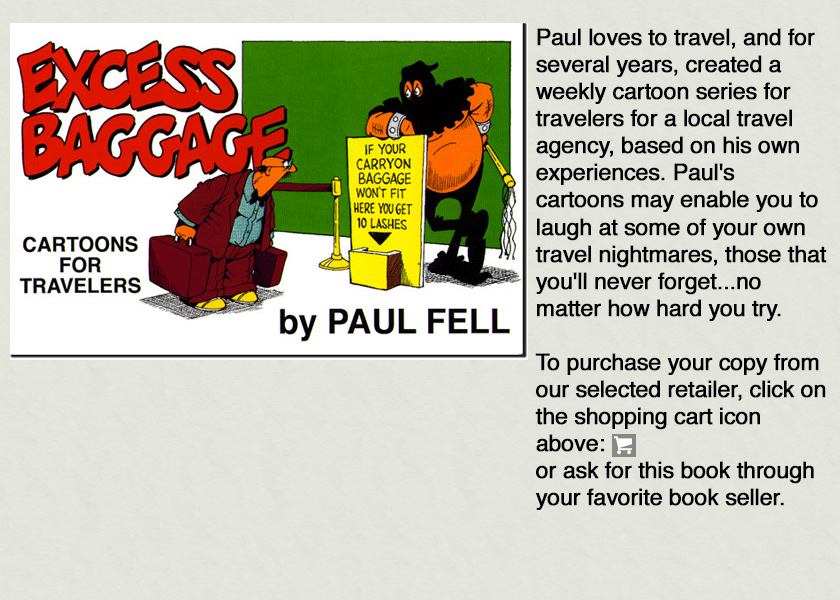 Excess Baggage Book